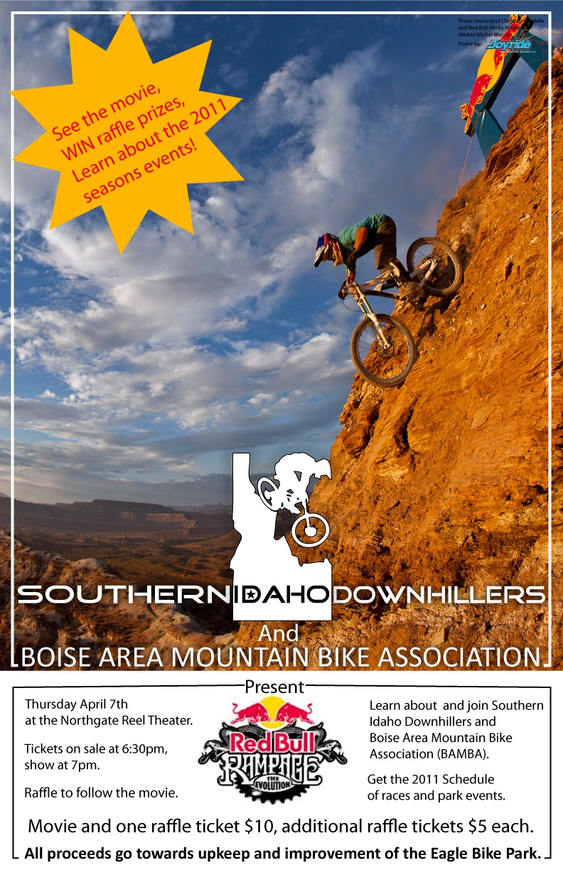 Uncategorized Bamba Boise Area Mountain Bike Association